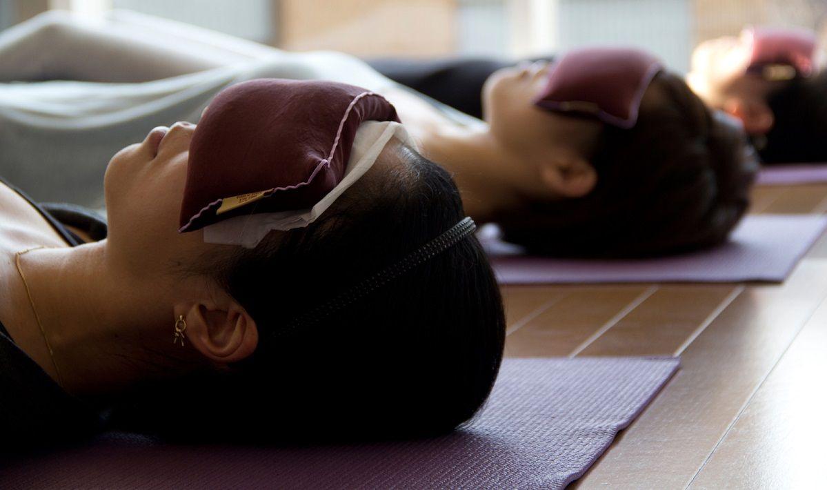 Медитация на расслабление всего тела – йога-нидра