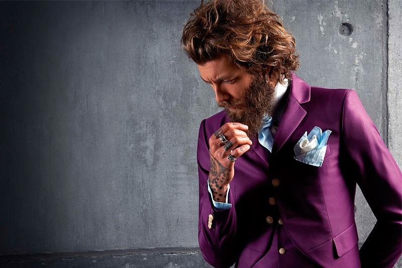 Любитель пурпурного – прирожденный лидер с яркой харизмой и взрывным темпераментом