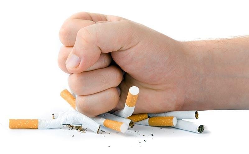Резкий отказ от курения