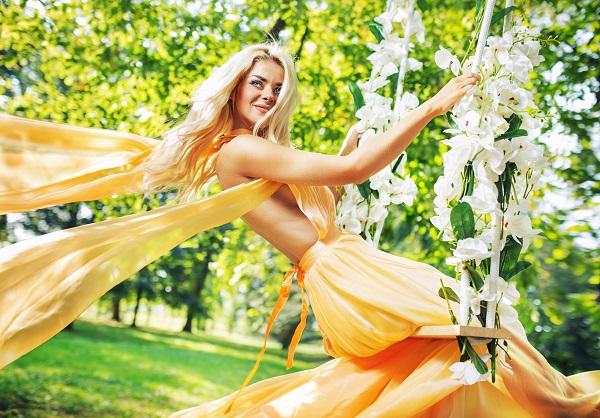 Цвет апельсина – источник положительных эмоций