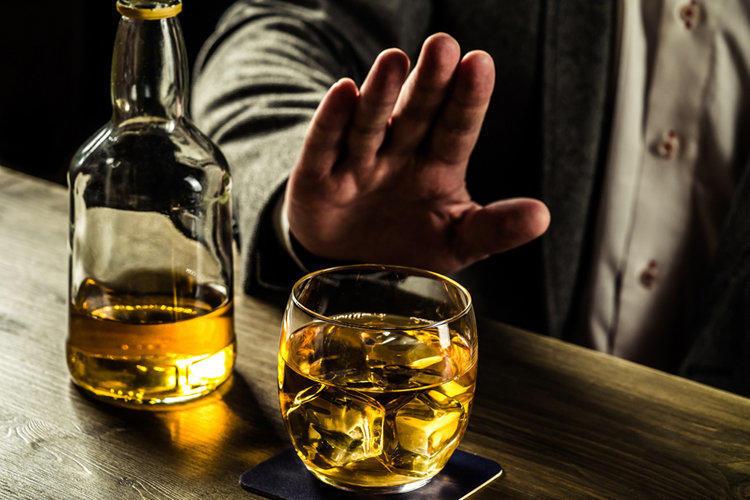 Желание отказаться от алкоголя