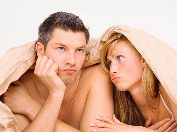 Жена не хочет близости