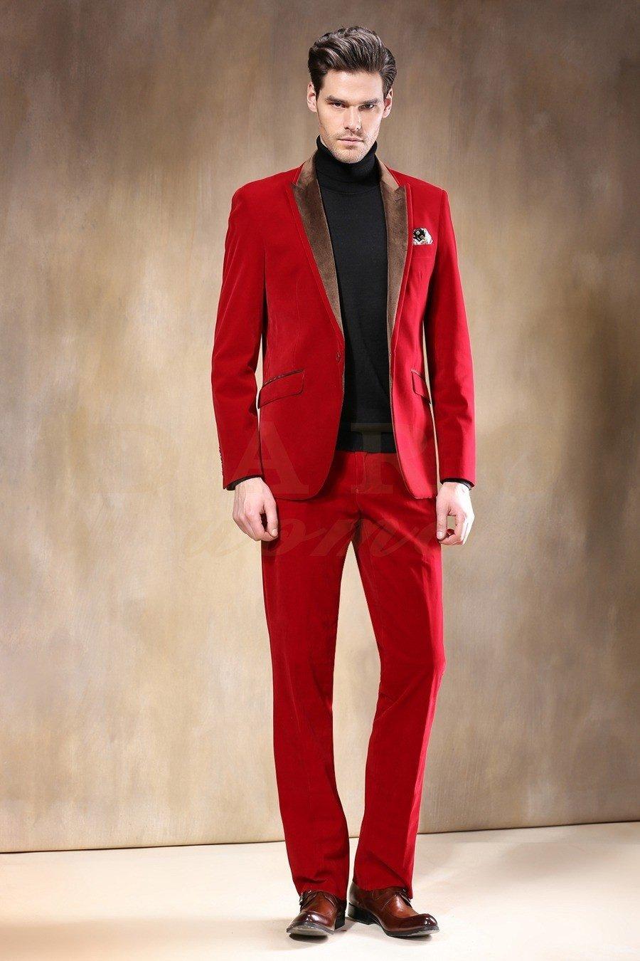 Любители красного – сильные личности с верой в свои цели