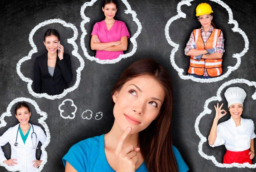 Определиться со специальностью помогут родители и учителя