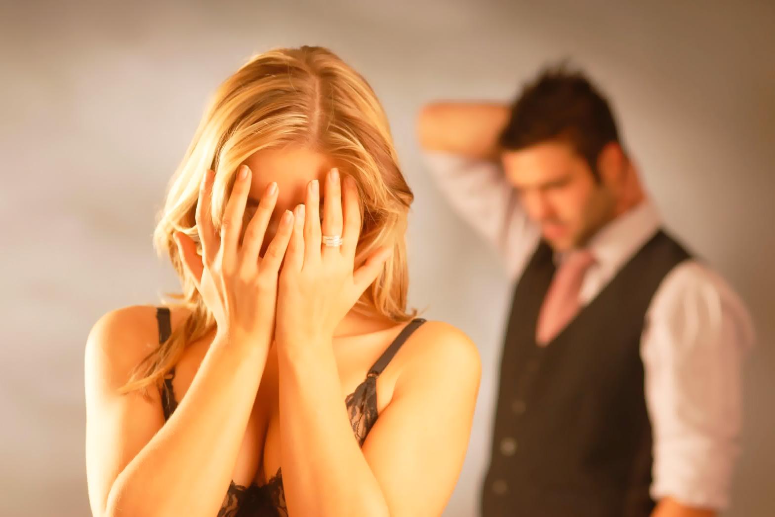 Ссоры по причине измены супруга