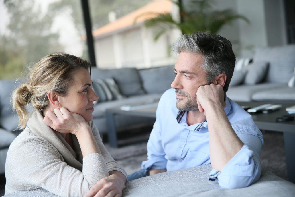Доверительный разговор