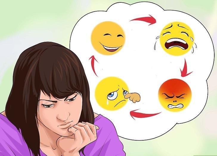 Резкие перемены эмоционального фона бывают по разным причинам