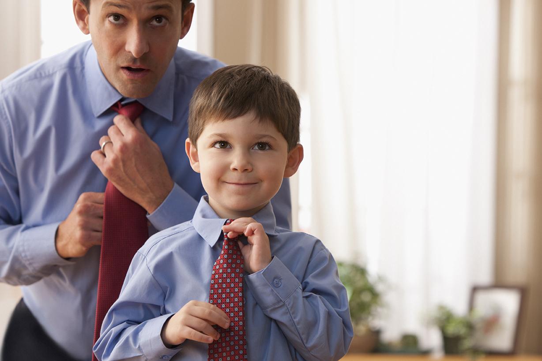 К внушению чаще прибегают родители и педагоги