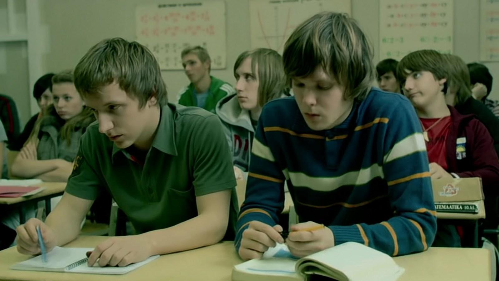 Кадр из фильма Класс