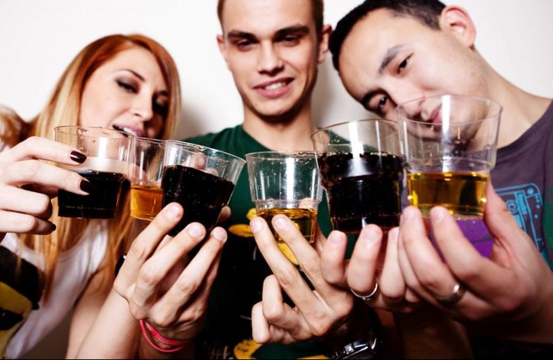 Ничто так не способствует развитию алкоголизма, как культура пьянства