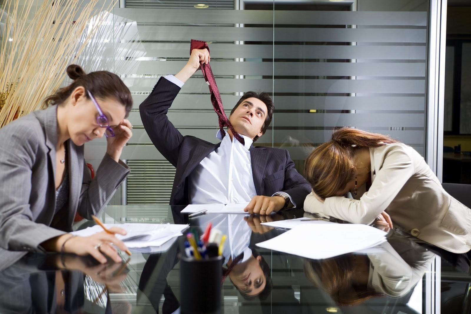 Профессиональный стресс выделен в отдельную рубрику в Международной классификации болезней