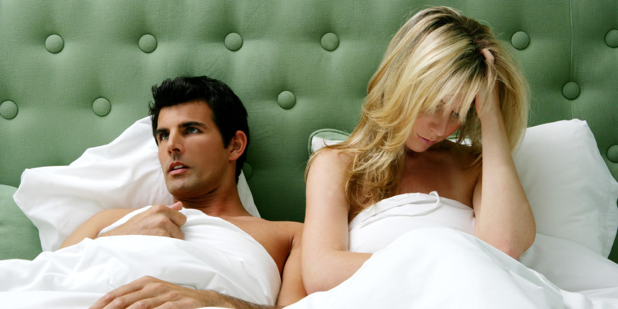 Секс для нее табу