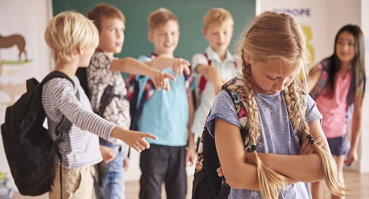 Конфликт в школе