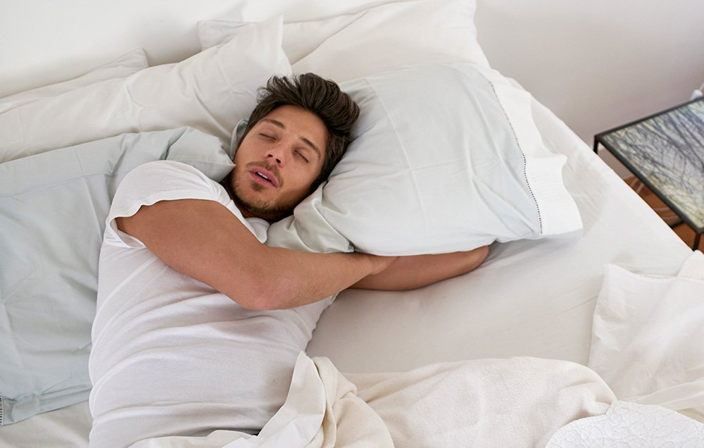 Один из способов восстановления – длительный сон