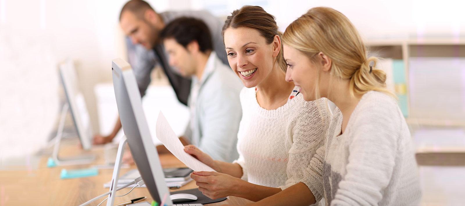 Взрослые на онлайн-курсах