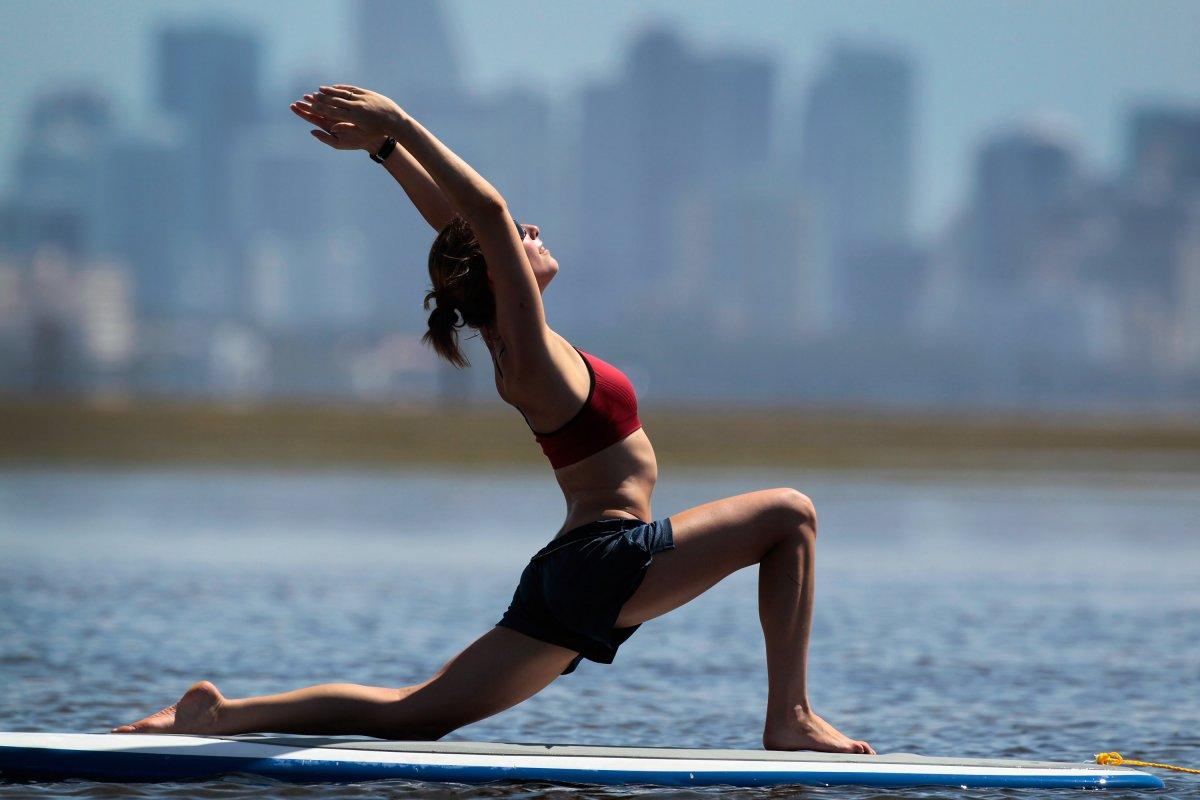 Йога – один из лучших вариантов спорта