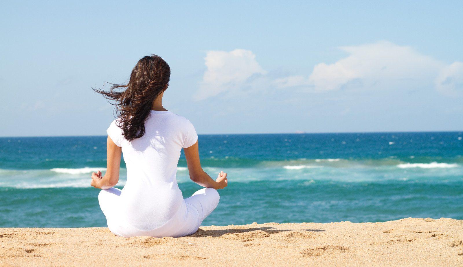 Медитация поможет победить стресс