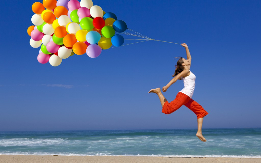 Прыгать от радости легко, когда все в порядке