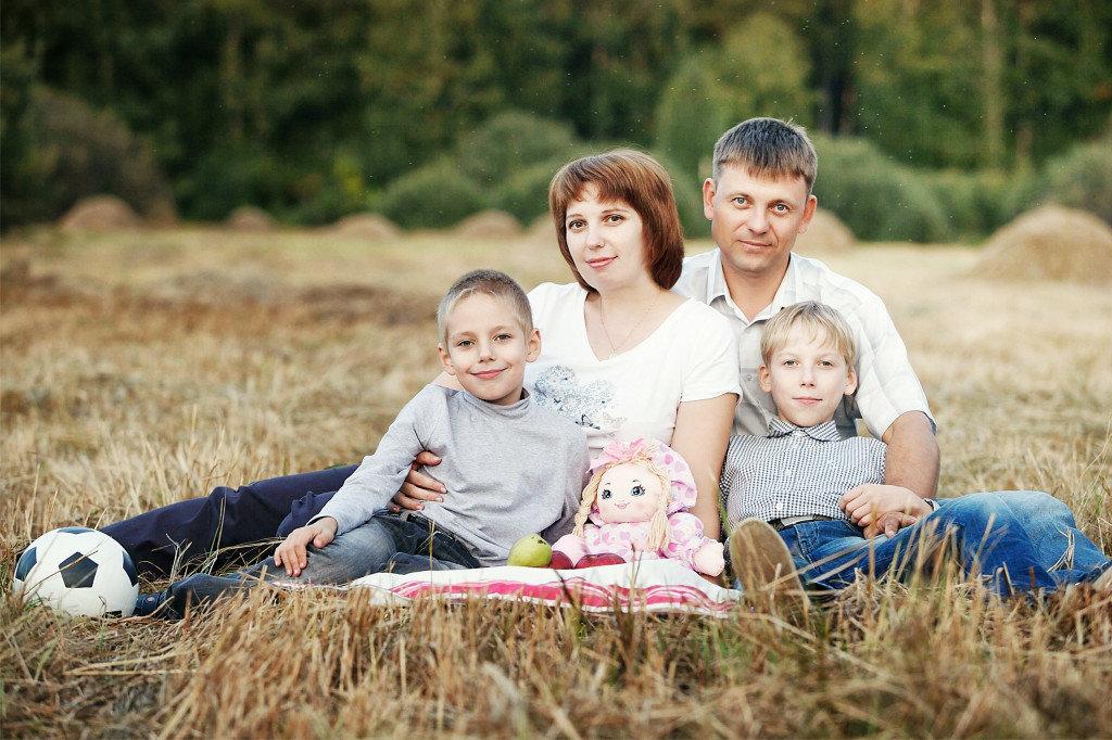 Психологи советуют проводить больше времени с семьей