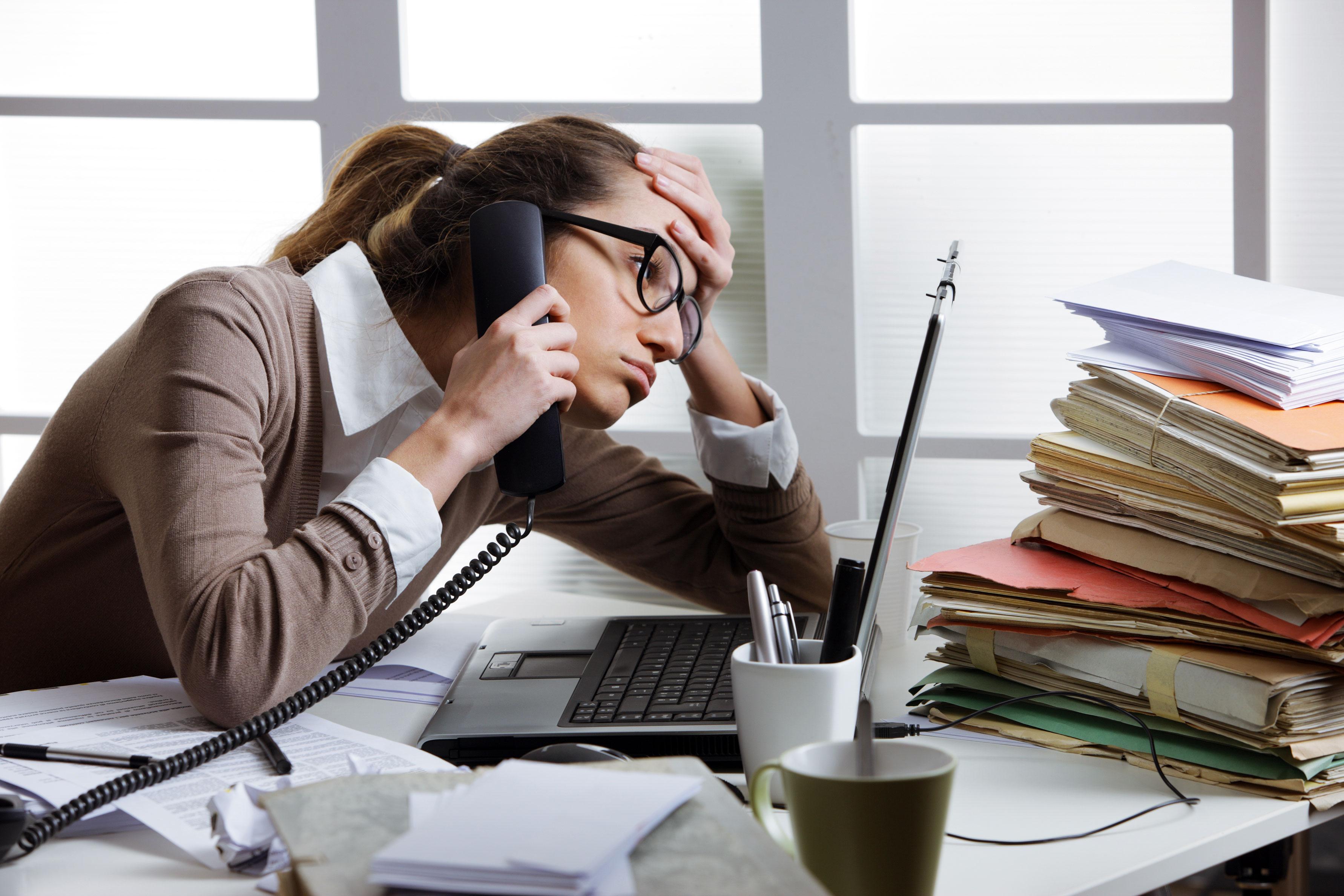 Снижение работоспособности, усталость