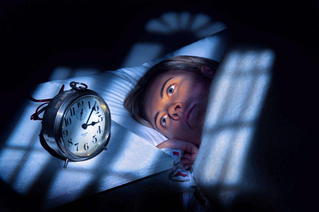 Нарушение сна – один из симптомов длительного стресса