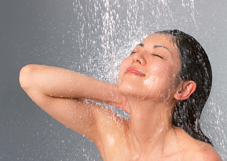 Вода успокоит и вернёт силы