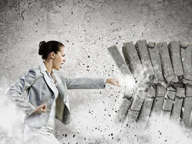 Дать выход гневу