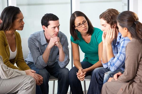 Посещения группы психологической помощи помогают быстрее выйти из стресса