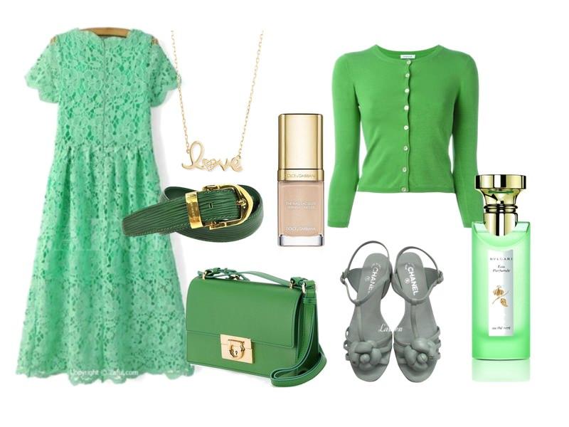 Зеленый цвет характер человека