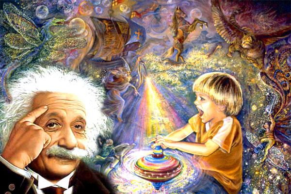 Игры и творческие занятия помогают воображать и фантазировать