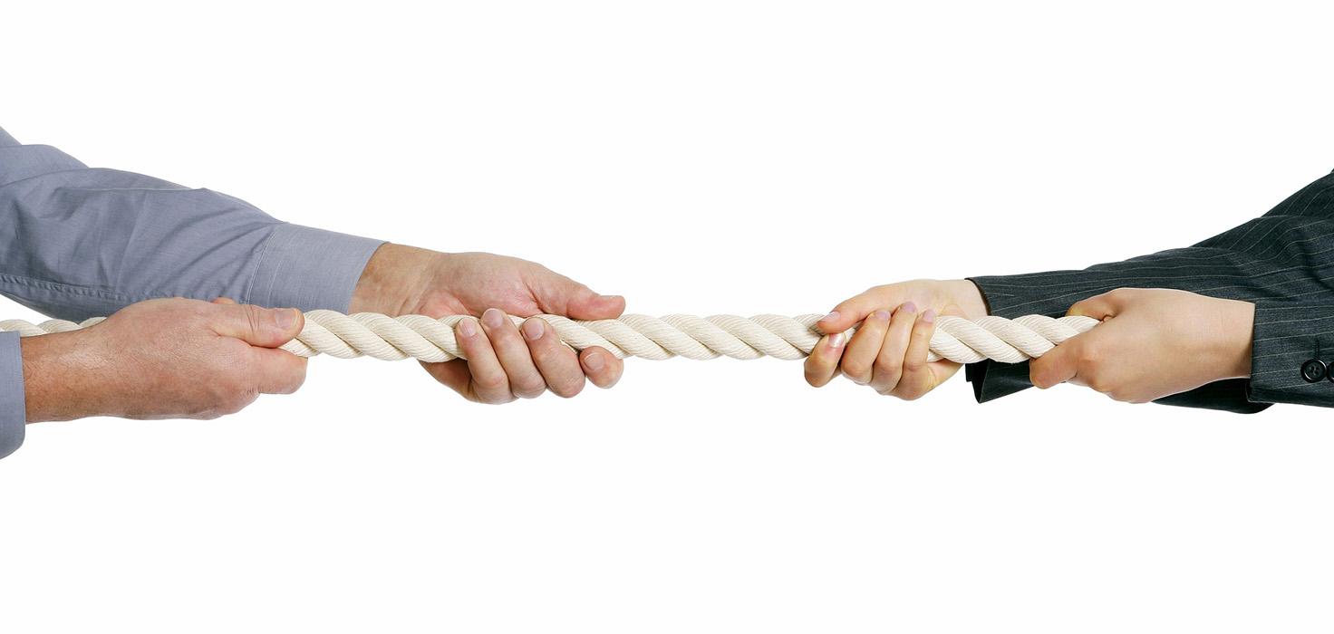 Правила поведения в ситуации конфликта определяют, какой характер будет носить ссора