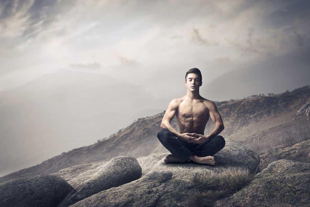 Гармония может быть достигнута, когда человек готов работать со своими ощущениями