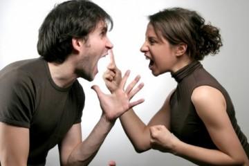 Конфликт между мужчиной и женщиной