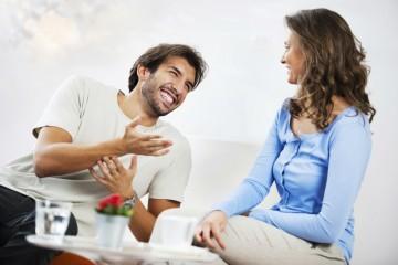 Разговор с мужчиной