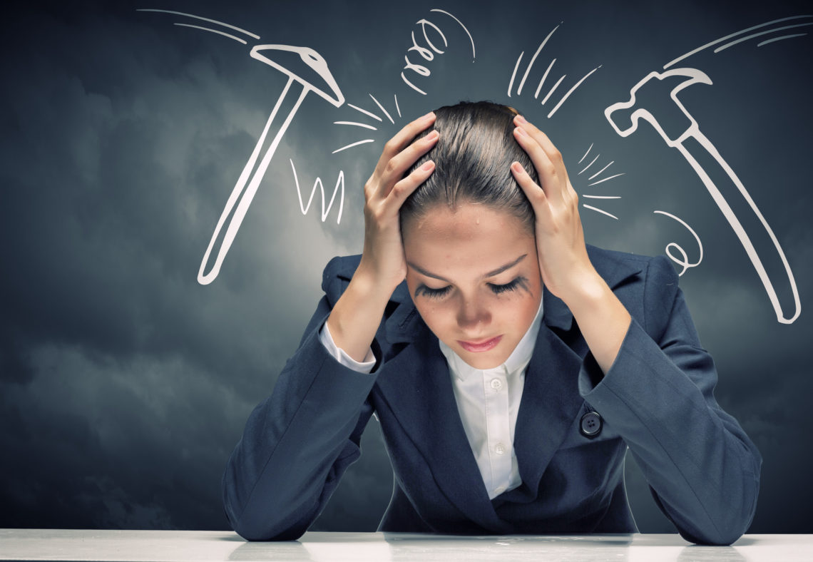 Постановка перед собой неразрешимых задач может привести к стрессовому состоянию