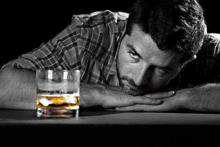 Спасение от боли алкоголем