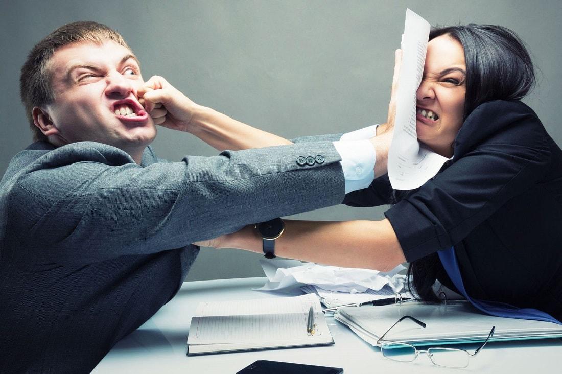 Психологическая несовместимость характеров часто приводит к разногласиям