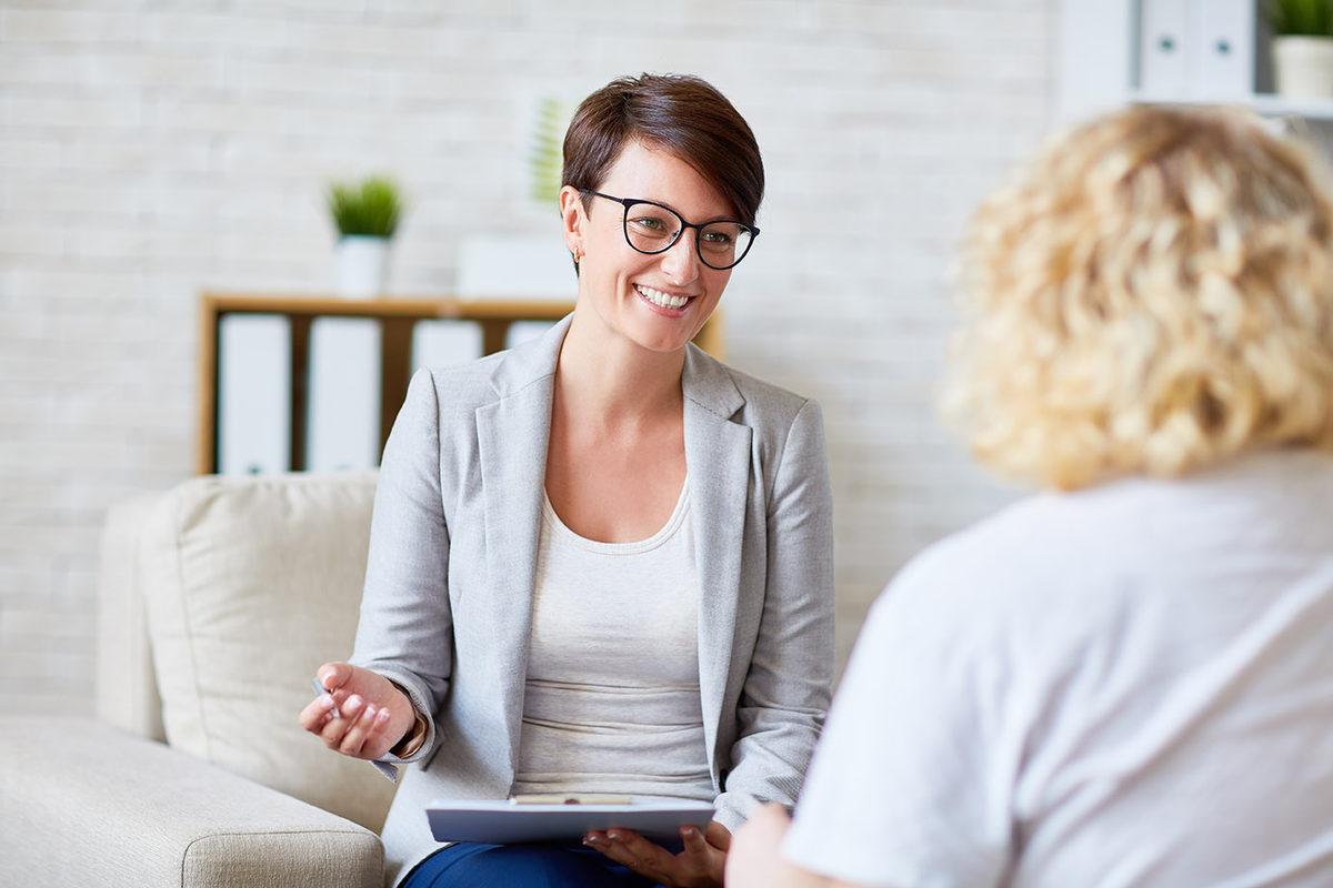 При выборе терапевта важна личная симпатия