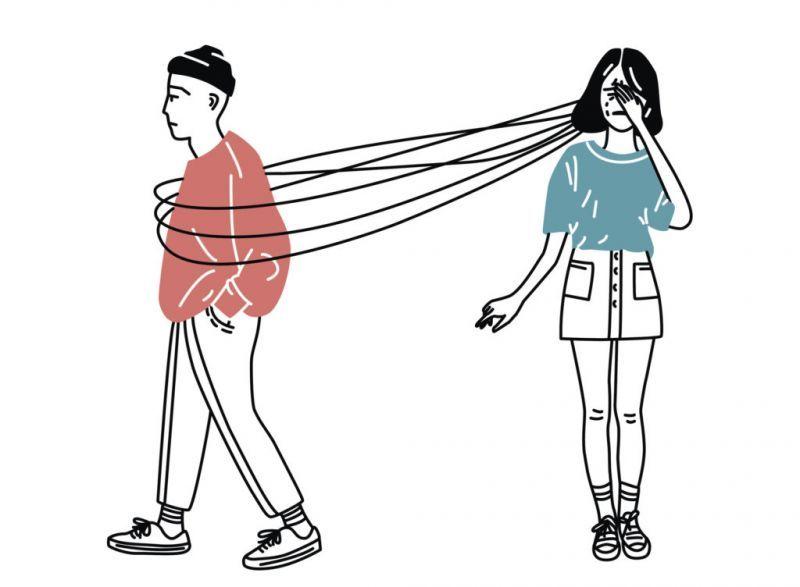 Психологически слабые люди склонны ревновать своих партнеров из-за страха потерять их поддержку
