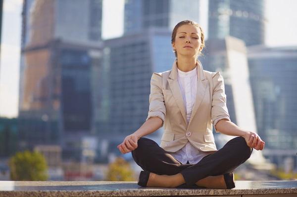 Умение находить равновесие внутри себя помогает в повседневной жизни
