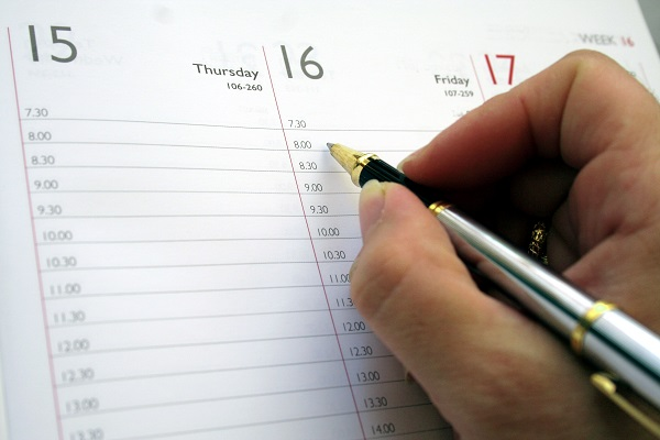 Ежедневник – лучший помощник в составлении планов и целей