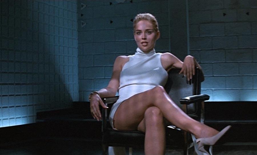 Архетип ведьмы, воплощенный в кинематографе, – Кэтрин Трамелл в «Основном инстинкте»