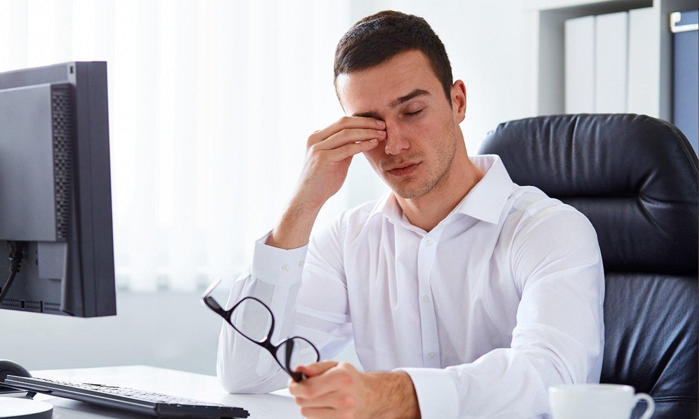 Пассивный образ жизни влияет на ослабление организма и мешает бороться с напряжением ума и тела
