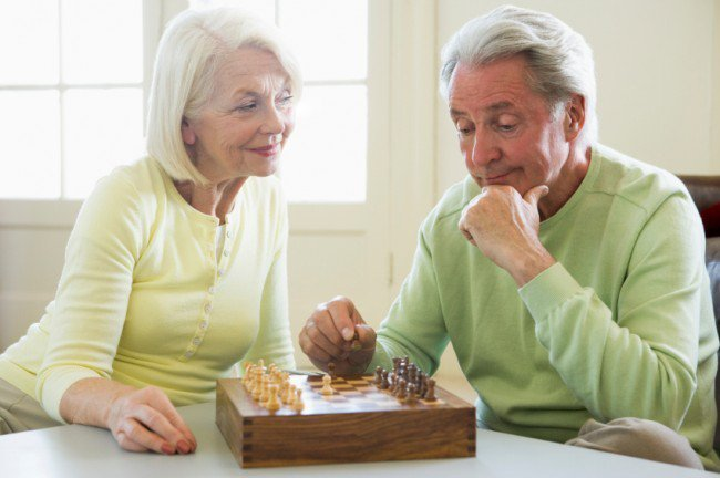Шахматы развивают интеллект