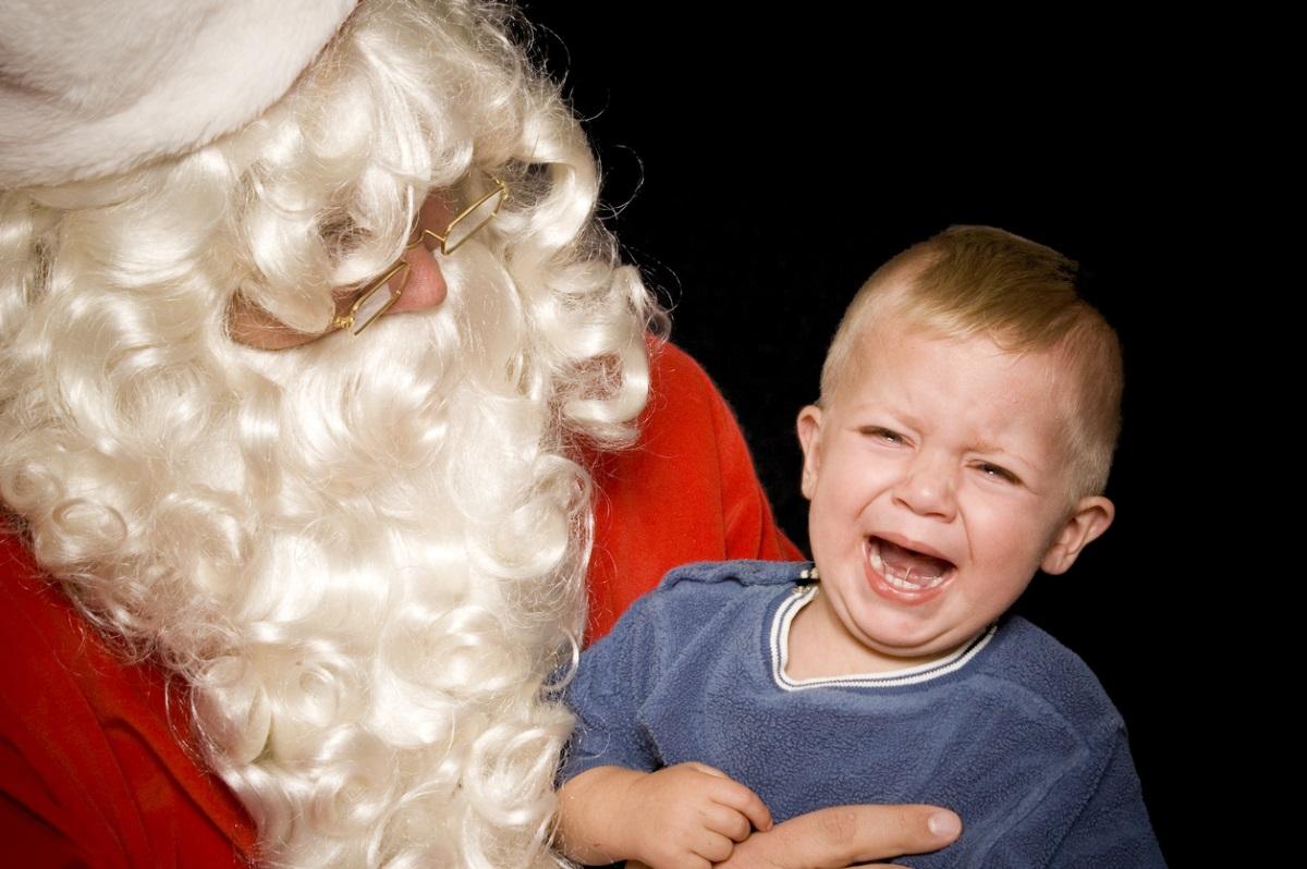 В раннем детстве причиной страхов становится новое, неизведанное