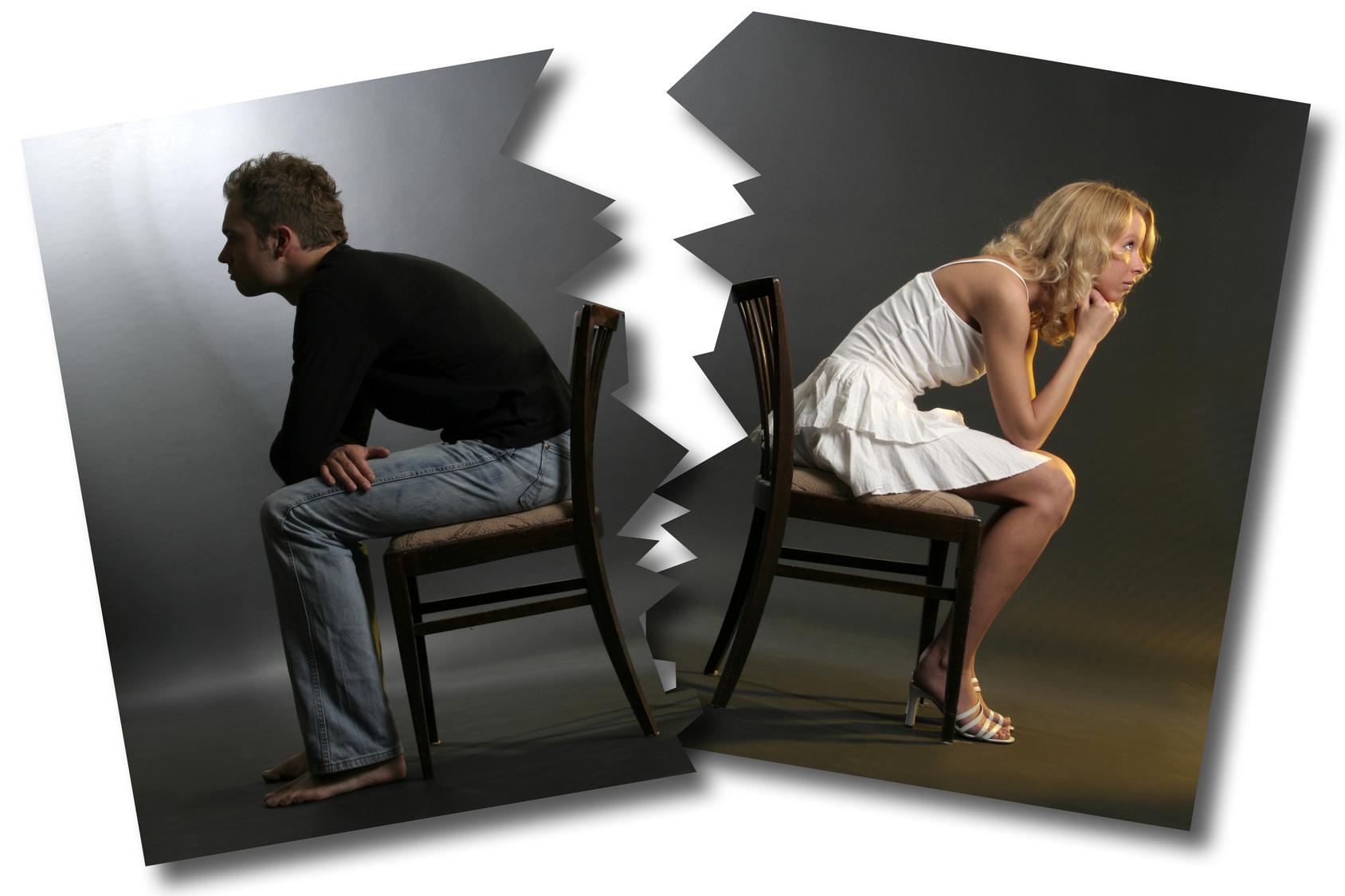 Как правильно расстаться с мужчиной: советы