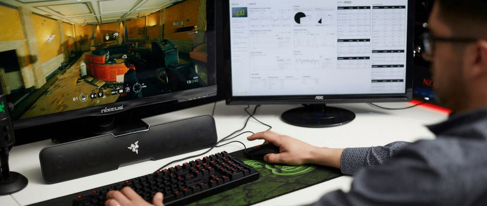 Один из видов игромании – компьютерные игры