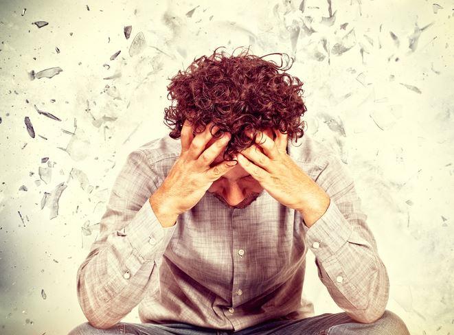 Человек с ПТСР чувствует опустошенность, неопределенность