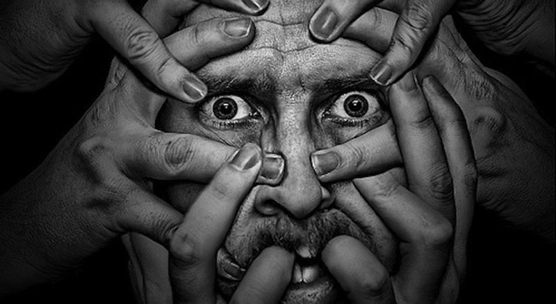 Паранойя преследования у шизофреников