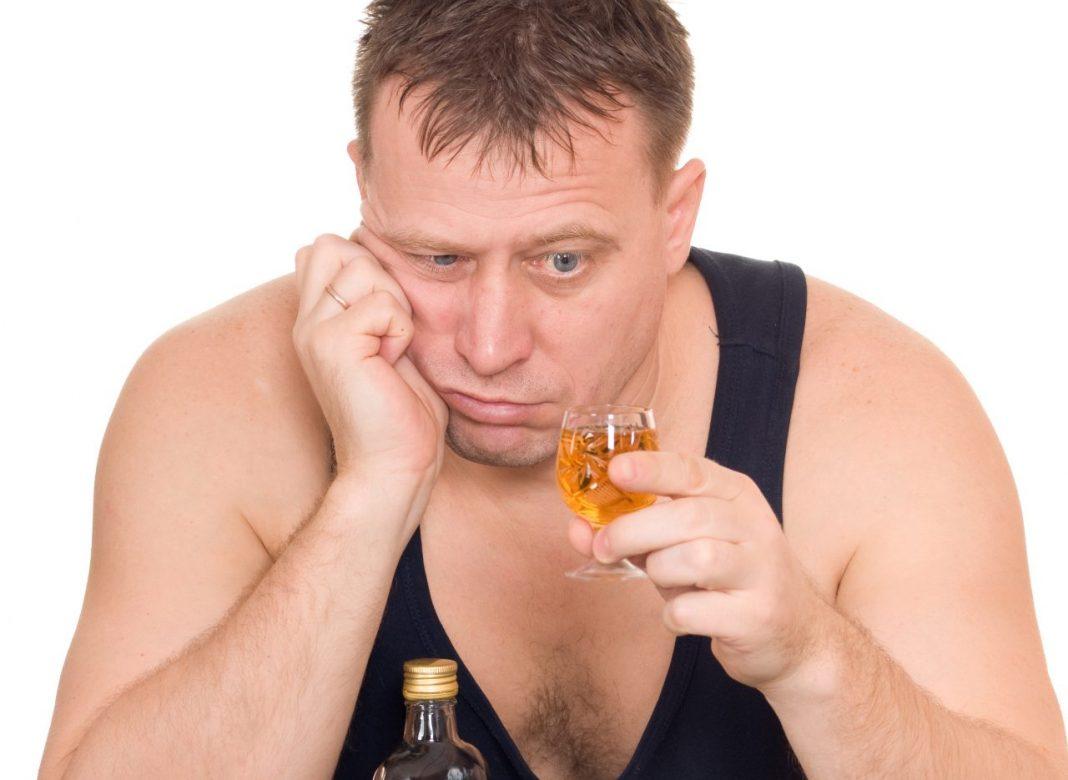 Алкоголизм и деградация